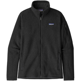 Patagonia Better Sweater Giacca Donna, nero